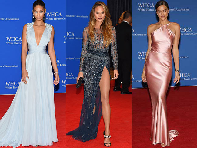 All the looks from the annual White House Correspondents Dinner