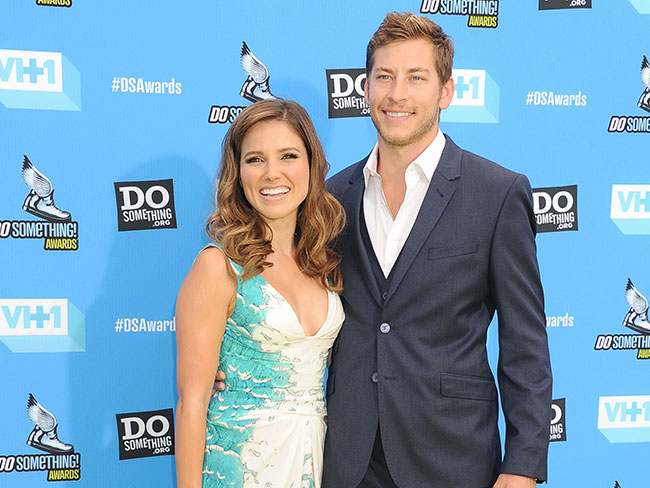 Sophia Bush pays tribute to ex-boyfriend Dan Fredinburg