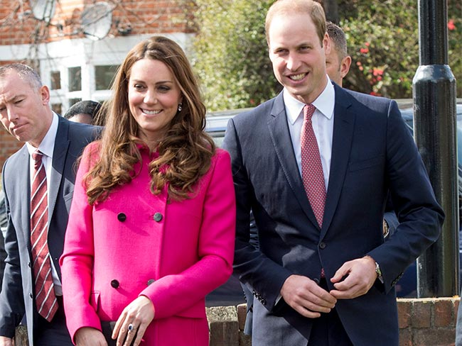 Kate Middleton has given birth to royal baby number two!