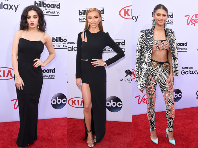 Billboard Music Awards 2015: red carpet watch