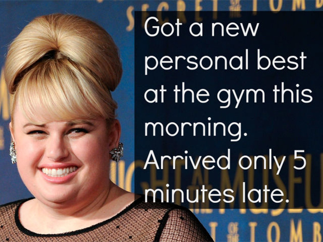 18 quotes that prove Rebel Wilson is our hero