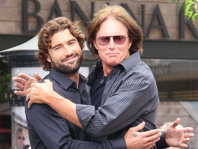 "Brody Jenner on Bruce: ""I love him to death"""