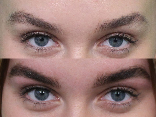 How to create a power brow