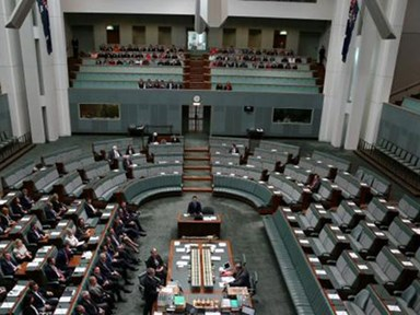 Hardly any Liberal MPs showed up to Shorten's Marriage Equality Bill