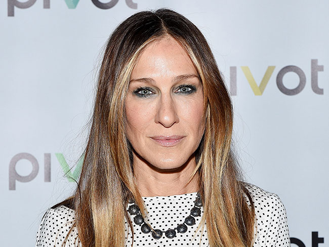 SJP designs a line of bridal shoes