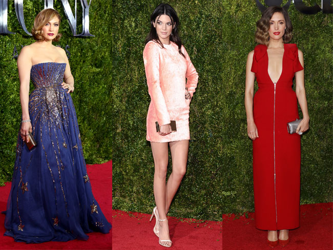 All the looks you need to see from the Tony Awards 2015