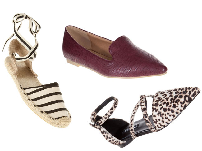 14 flat shoes every high heel junkie will love