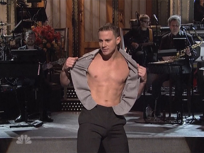 11 of Channing Tatum's sexiest dance moments