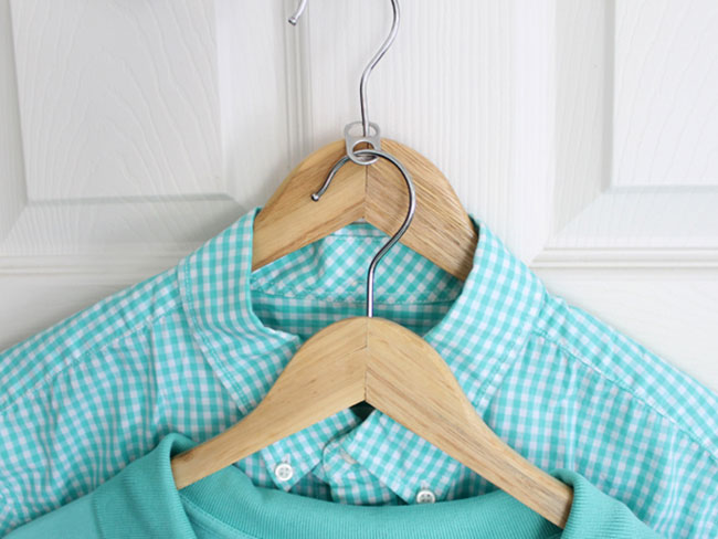 11 clothing storage hacks for girls with way too many clothes