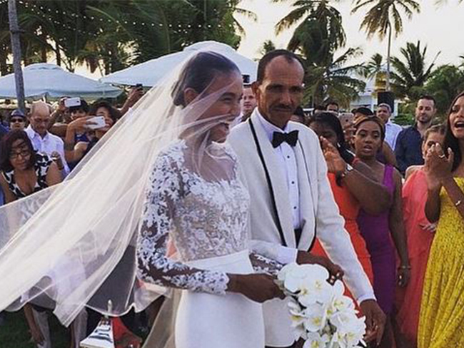 34 of the most stunning celebrity wedding dresses