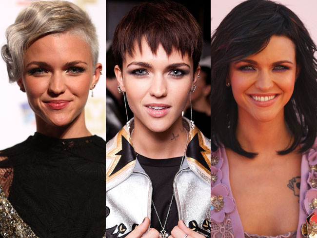 34 of Ruby Rose's BEST hair styles