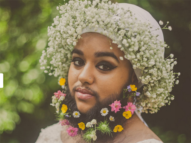Meet Harnaam Kaur, the bearded bride