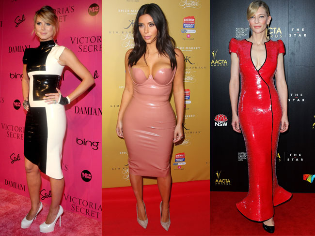 26 ladies who latex