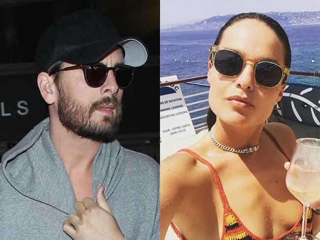 Scott Disick spotted getting handsy with Chloe Bartoli in Monte Carlo