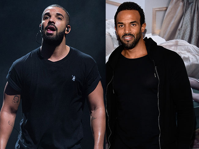 People have been mistaking Drake for Craig David - LOLZ