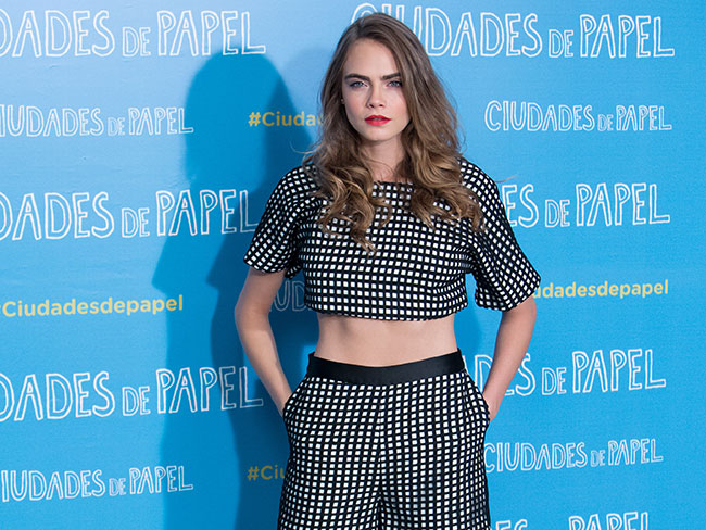 Cara Delevingne has been deleted from Storm Models' website