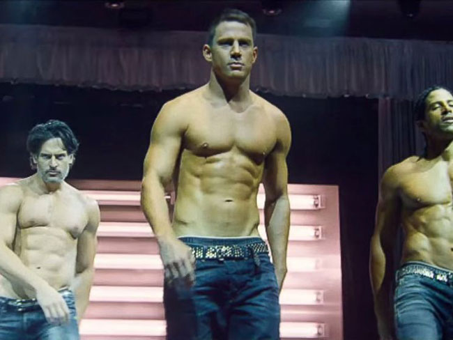 69 thoughts I had while watching Magic Mike