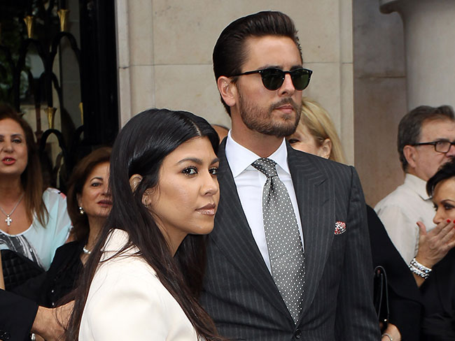 Kourtney Kardashian and Scott Disick have broken up
