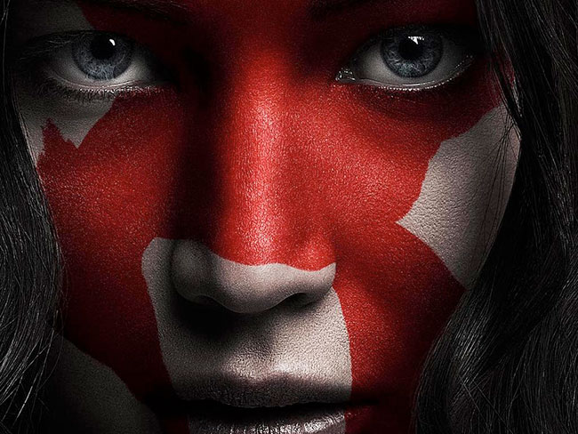 "Check out the intense new posters for ""Mockingjay: Part 2"""