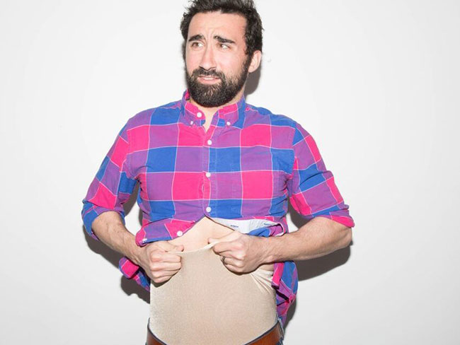 What 1 guy learned from wearing Shapewear for a week