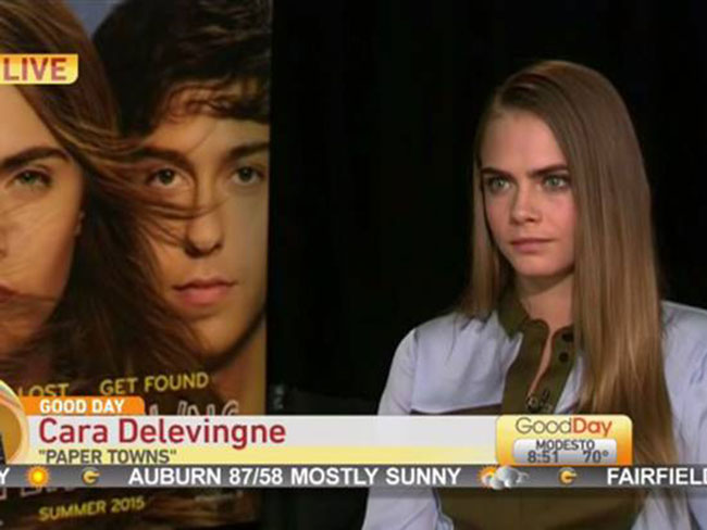 This Cara Delevingne interview is possibly the most awkward interview ever