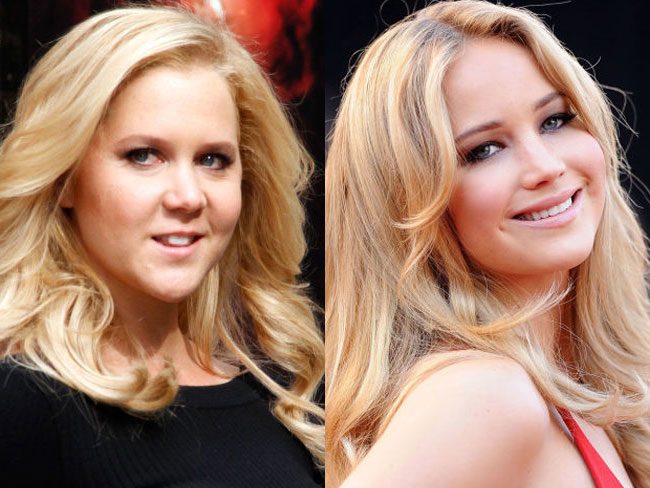 Amy Schumer and Jennifer Lawrence are now friends because of course