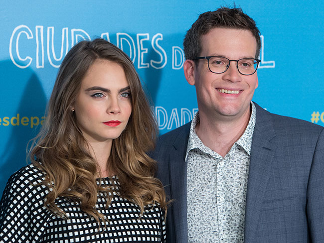 John Green sticks up for Cara Delevingne in that cringey interview