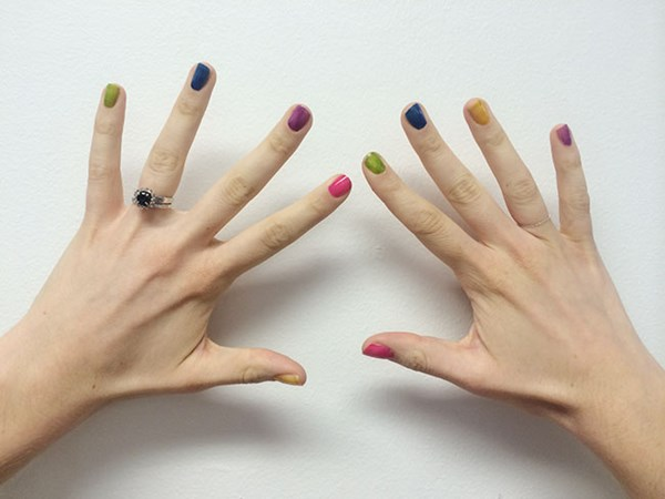 The next big things in nails