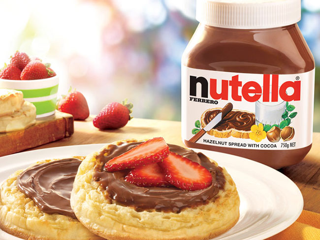 Don't freak out but there is an official Nutella shortage