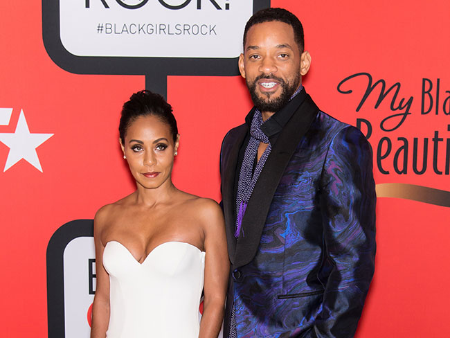 Will Smith and Jada Pinkett Smith deny they're getting a divorce for the millionth time