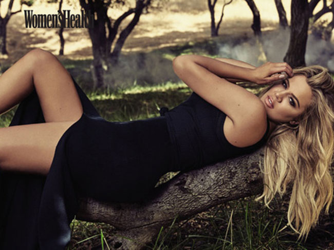 "Khloe Kardashian on her hectic ""revenge body"""