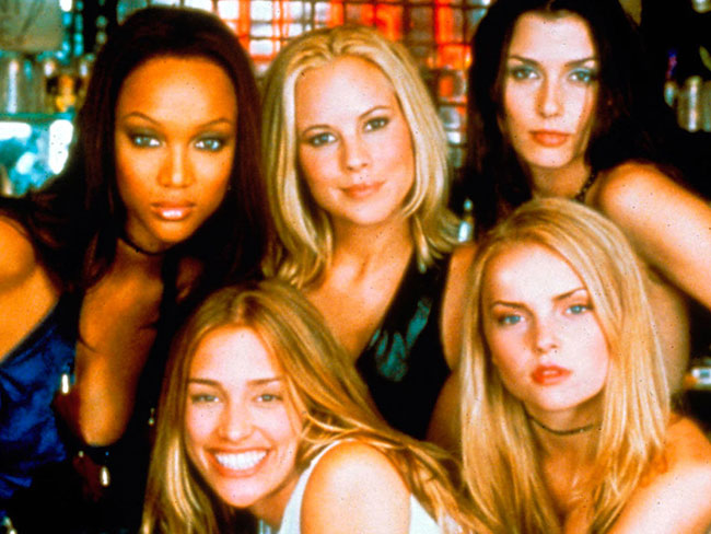The cast of Coyote Ugly have barely aged in 15 years