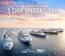 Win a 3 night cruise on-board P&O's Pacific Pearl