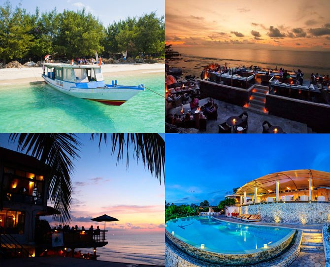 There's so much on offer in Bali that it's hard to know where to start. But the beauty of it is that it's so accessible and easy to travel around, that you can kind of do it all! Why not mix-and-match five budget days in Ubud with two blowout nights in five star paradise? Or work four destinations into a two-week trip? And with gorgeous beaches, snorkelling with turtles, sunset cocktails and pool villas GALORE, wherever you head to, you're in for a hella romantic holiday. So if that's exactly what you're after, here's our round up of the best places on offer...