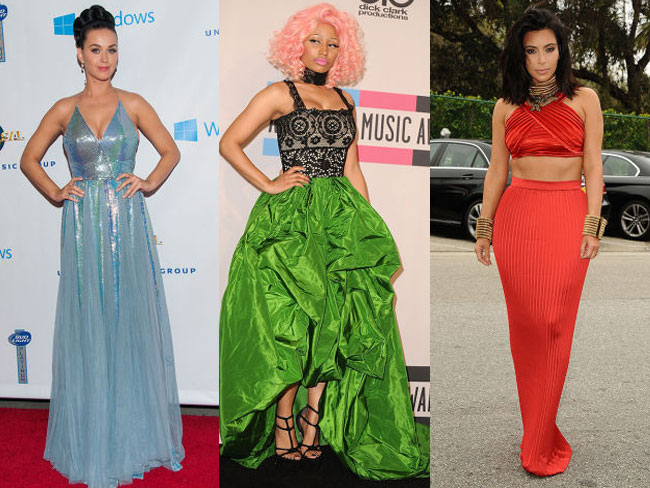 24 times celebrities dressed like Disney princesses