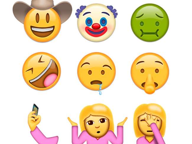 New emojis are on their way