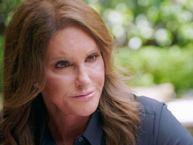 "Caitlyn Jenner says she likes the idea of finding ""a guy to treat me like a real woman"""