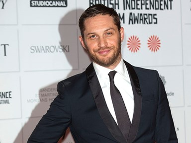 Tom Hardy's dubsmash efforts make the world that bit brighter