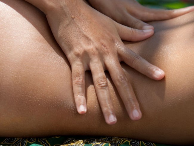 I got a professional vagina massage in hopes of a better sex life