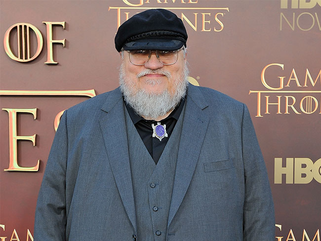 George RR Martin reveals a Game of Throne character you thought was dead actually isn't