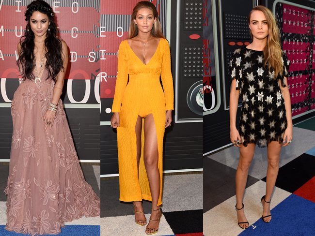 MTV VMA Awards 2015: All the red carpet looks
