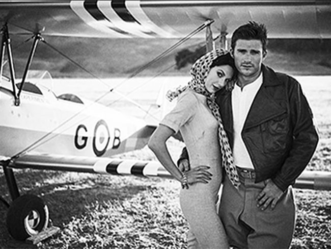 Taylor Swift's 'Wildest Dreams' starring the gorgeous Scott Eastwood is here