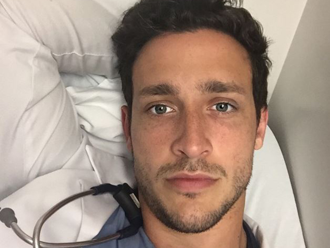 This hot doctor's Instagram account has gone viral