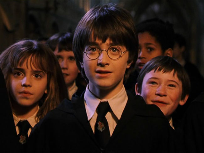 Harry Potter's son would be starting Hogwarts today