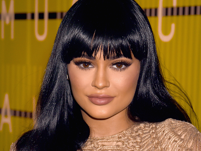 Kylie Jenner's face looks completely different now