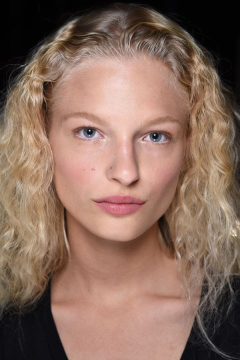 "**THAKOON** At New York Fashion Week makeup artist Diane Kendal for NARS said the Thakoon look was about ""effortless beauty - natural, healthy and glowing"", a.k.a. 'no makeup-makeup'. We'll take this as evidence that this barely-there beauty trend will stay strong into next year."