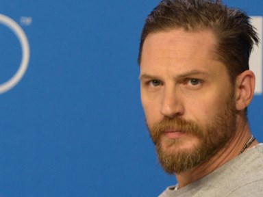 Tom Hardy explains his reaction to THAT question about his sexuality