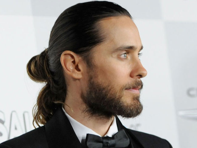 Man buns are making men lose their hair, apparently