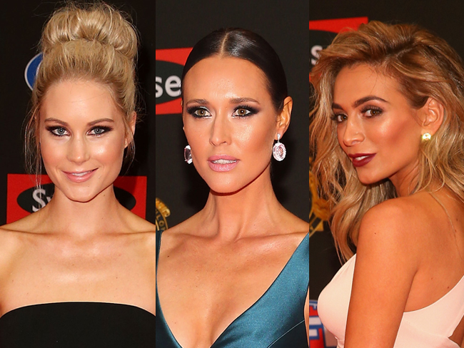 6 hair styles that were trending on the Brownlow Medal red carpet