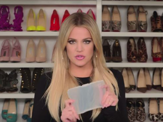 Khloé Kardashian's 5 insanely good tips for keeping jewellery organised